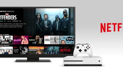 Netflix on Xbox 360 and Xbox One