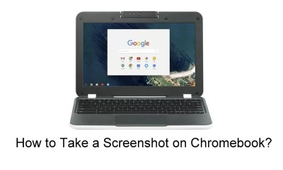 Screenshot on Chromebook