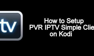 PVR IPTV Simple Client