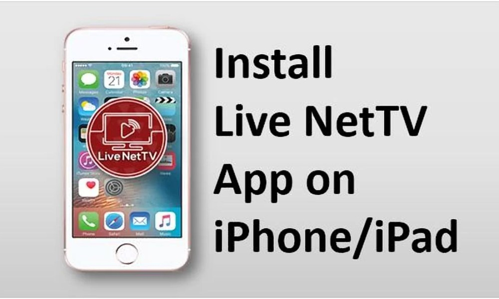 Live NetTV for iOS