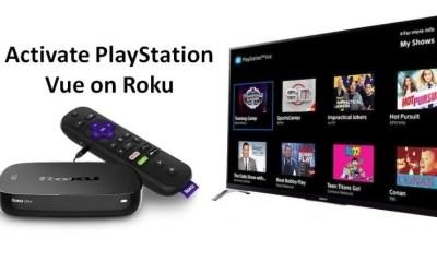 PlayStation Vue on Roku