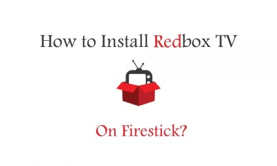 How to install RedBox on Firestick?