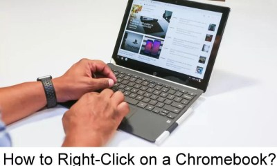Right-Click on a Chromebook