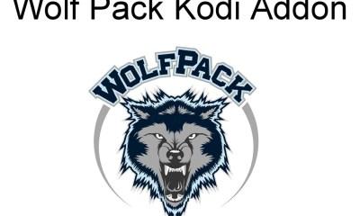 Wolf Pack Kodi Addon