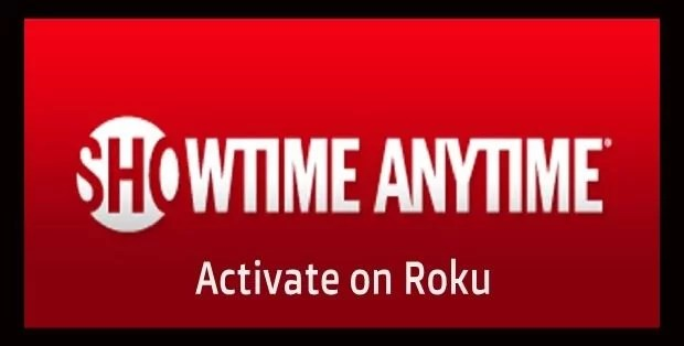 Showtime Anytime on Roku