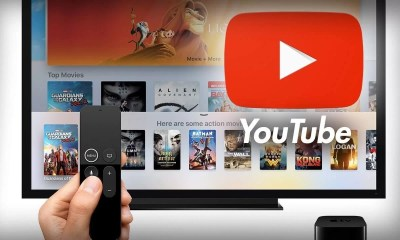 YouTube TV on Apple TV