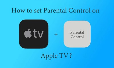 Set Parental control on Apple TV
