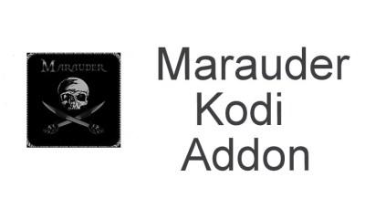 Marauder Kodi Addon