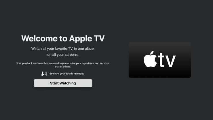Apple TV for Firestick
