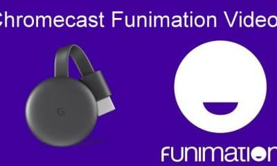 Chromecast Funimation Videos