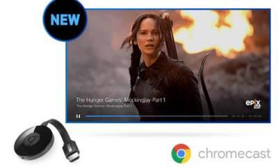 Chromecast PlayStation Vue