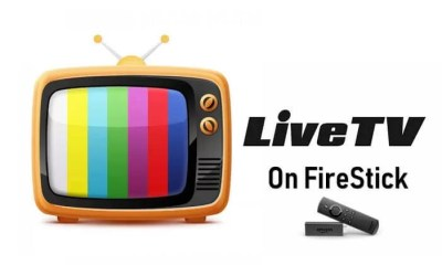 Live TV on Firestick