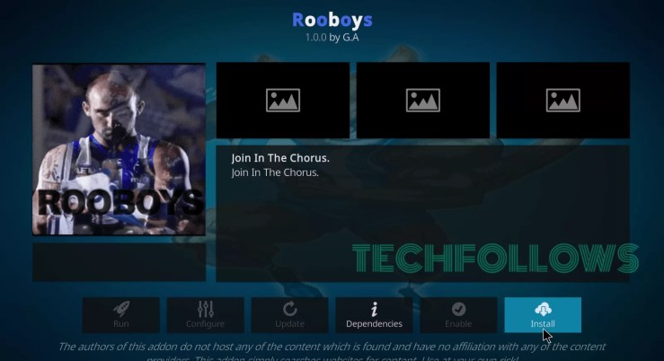 Download Rooboys Addon