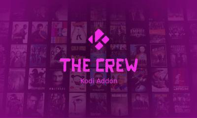 The Crew Kodi Addon