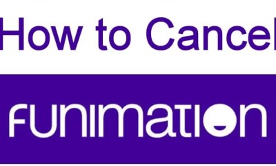 Cancel Funimation Subscription