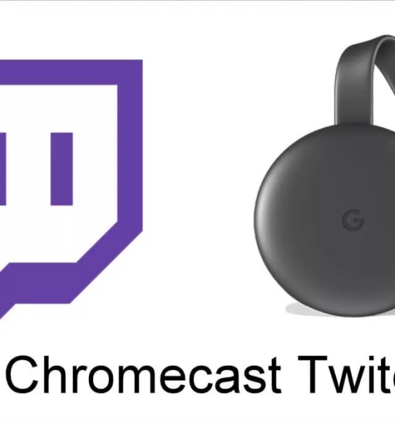 Chromecast Twitch