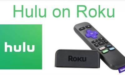 Hulu on Roku
