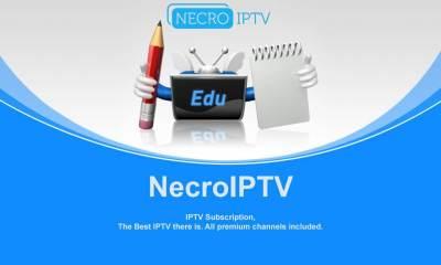 Necro IPTV