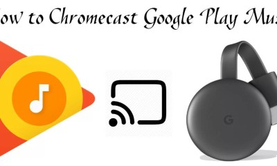 Chromecast Google Play Music