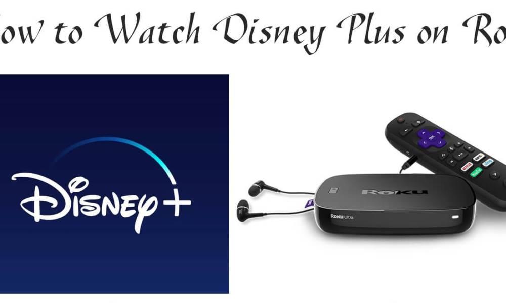 Disney+ Plus on Roku