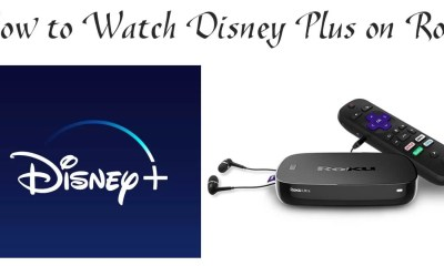 Disney+ Plus on Roku