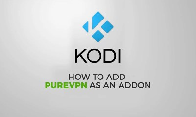 PureVPN on Kodi