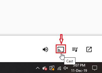 Chromecast Google Play Music using PC