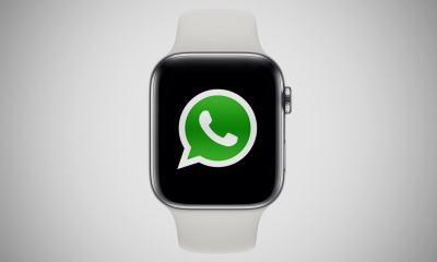 WhatsApp on Apple WatchWhatsApp on Apple Watch
