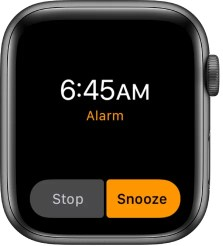 Turn Off Alarm on Apple Watch