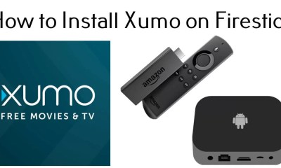 Xumo on Firestick
