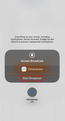 Chromecast Zwift