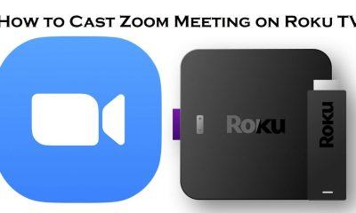 Zoom Meeting on Roku TV