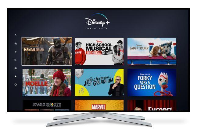 Disney Plus on Vizio Smart TV