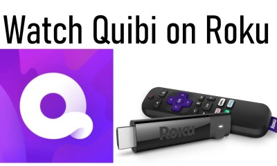 Quibi on Roku