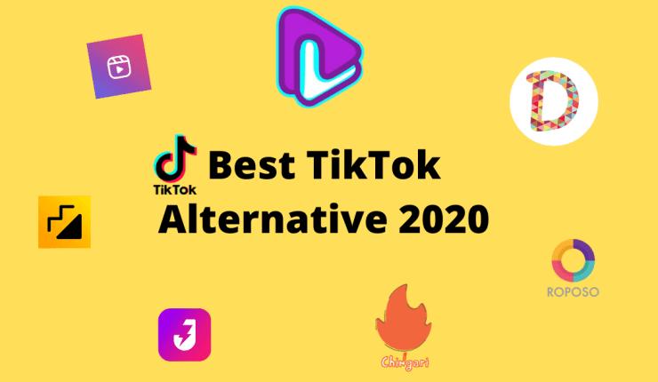 tiktok alternative - chill5 app