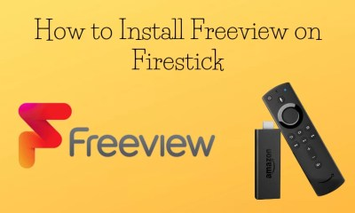 Freeview on Firestick