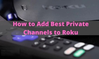 Add Best Private Channels to Roku