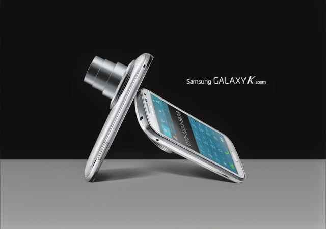 Samsung Galaxy K Zoom White