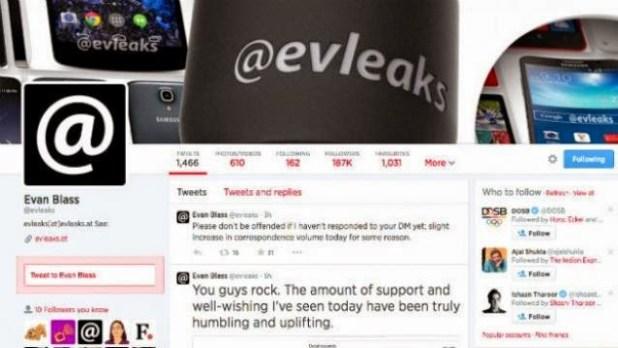@evleaks retires