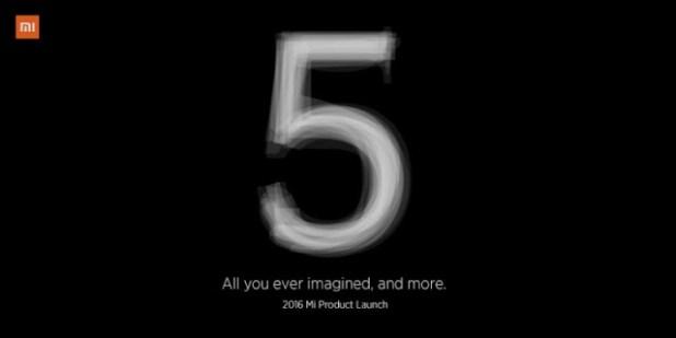 Xiaomi Mi 5 - techfoogle.com