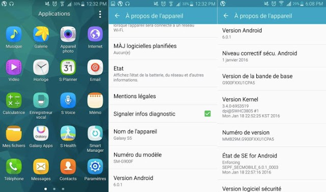 samsung galaxy s5 android 6.0.1 update techfoogle