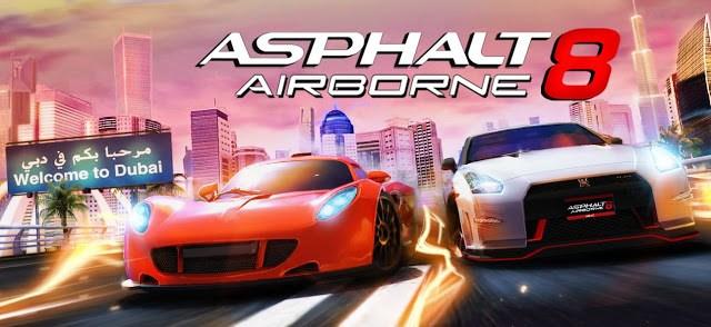 asphalt 8