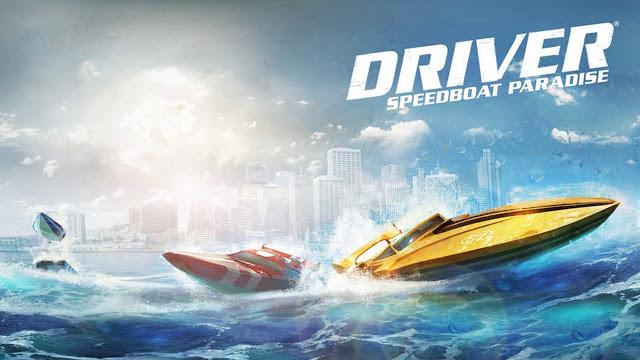 diveer Speedboat paradise