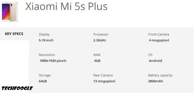 xiaomi-mi-5s-plus-specs-techfoogle