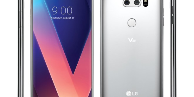 IFA 2017: LG V30 live pictures leak before the official launch event in Berlin