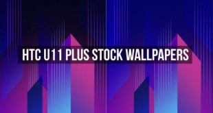 Download Official HTC U11 Plus Stock Wallpapers