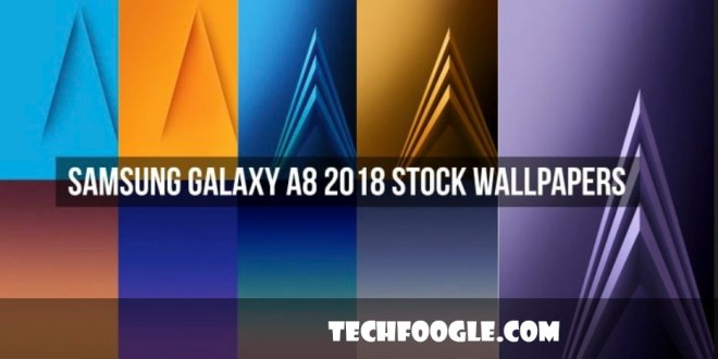 Download Samsung Galaxy A8 and A8 Plus 2018 Stock Wallpapers