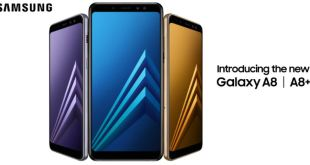Samsung Galaxy A8 And A8 Plus 2018