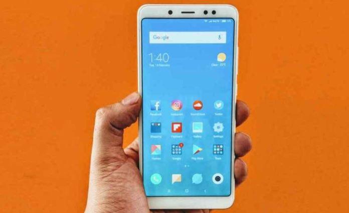 Xiaomi Redmi Note 5 Pro Front