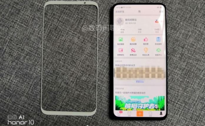 Meizu 16 leaked picture